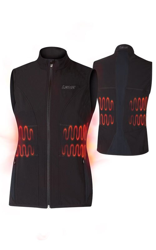 Vyhrievaná vesta LENZ Heat Vest 1.0 Men