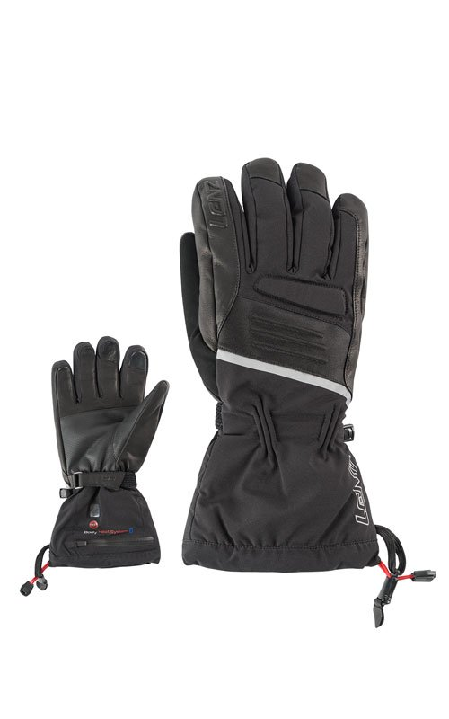 Vyhrievané rukavice LENZ Heat Gloves 4.0 men