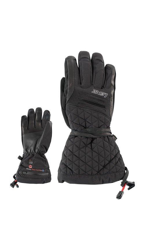 Vyhrievané rukavice LENZ Heat Gloves 4.0 women