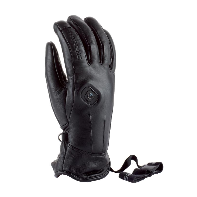 Vyhrievané rukavice Therm-ic PowerGloves Leather Ladies